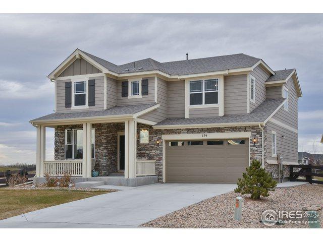 174 Halibut Dr, Windsor, CO 80550 (MLS #867588) :: Kittle Real Estate