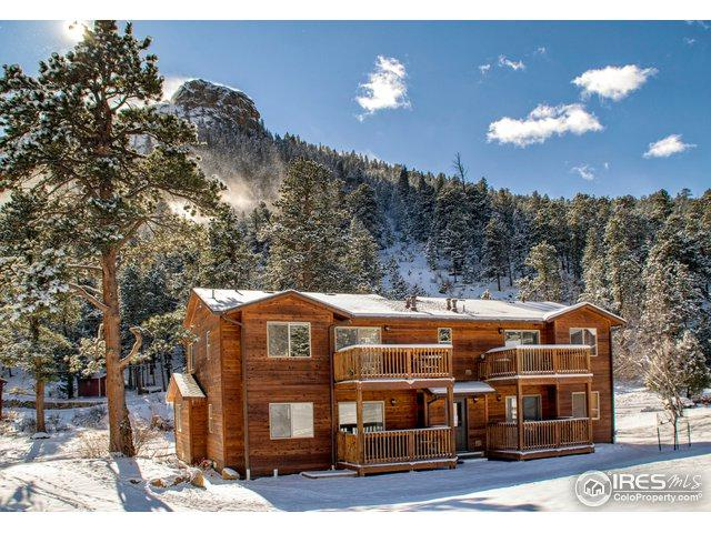 503 Fall River Ln A, Estes Park, CO 80517 (MLS #867618) :: The Lamperes Team