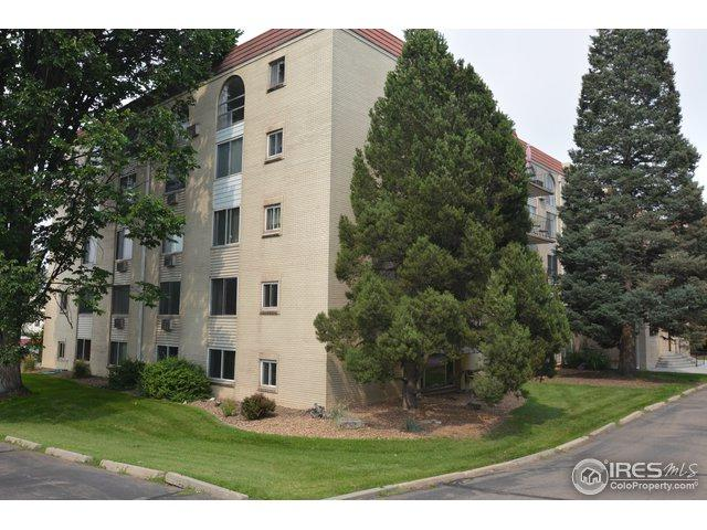 7801 W 35th Ave #10, Wheat Ridge, CO 80033 (MLS #867639) :: Colorado Home Finder Realty