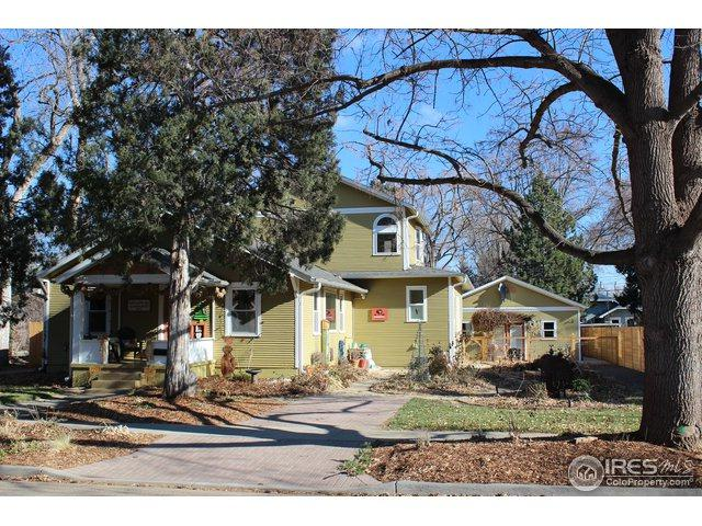 350 Sherman St, Longmont, CO 80501 (MLS #867642) :: The Daniels Group at Remax Alliance