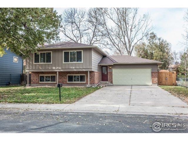 813 Timber Ln, Fort Collins, CO 80521 (MLS #867672) :: Bliss Realty Group