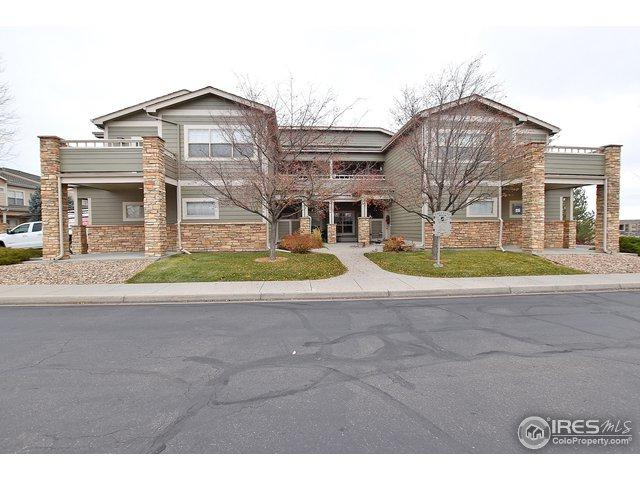 5775 29th St #106, Greeley, CO 80634 (MLS #867696) :: Tracy's Team