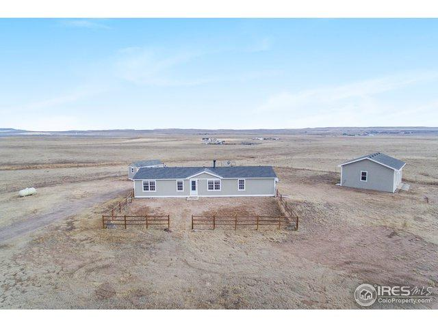 17342 N County Road 9, Wellington, CO 80549 (MLS #867731) :: Kittle Real Estate