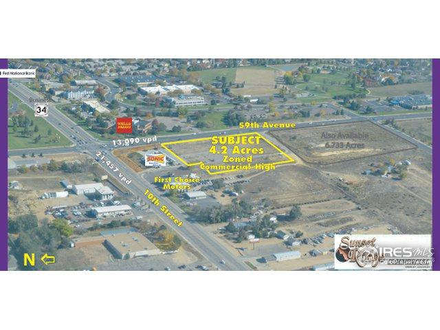 5906 W 10th St, Greeley, CO 80634 (MLS #867845) :: Sarah Tyler Homes