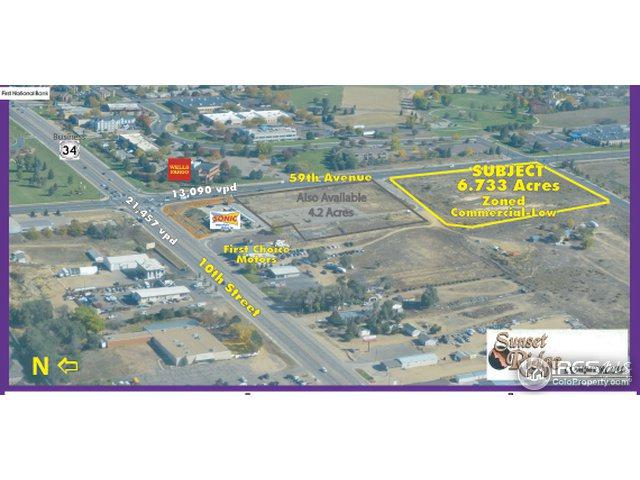 5906 W 10th St A, Greeley, CO 80634 (MLS #867847) :: Sarah Tyler Homes