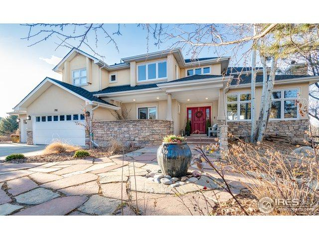7181 Longview Dr, Niwot, CO 80503 (#867873) :: The Griffith Home Team