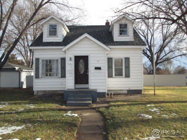 323 W 5th St, Julesburg, CO 80737 (MLS #867929) :: 8z Real Estate