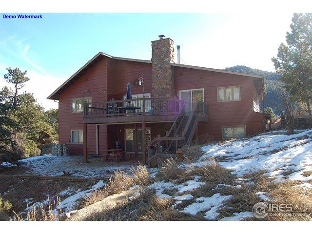 399 May Ave, Lyons, CO 80540 (MLS #867947) :: Kittle Real Estate