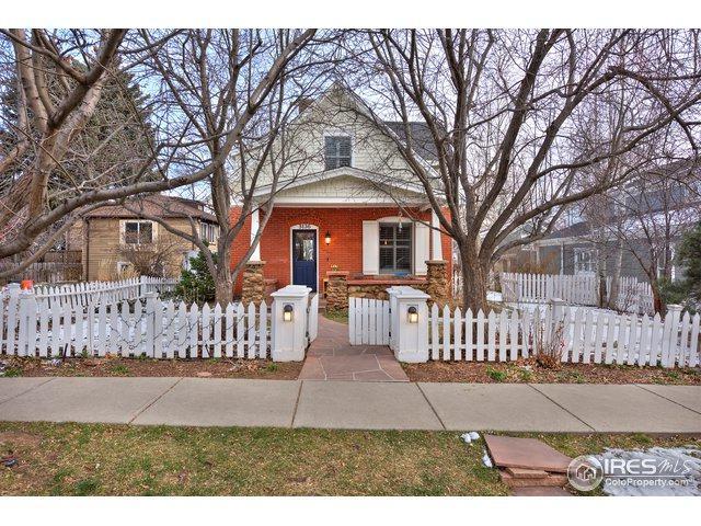 3136 9th St, Boulder, CO 80304 (MLS #867981) :: 8z Real Estate