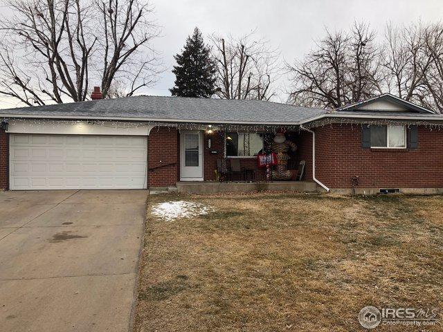 1523 29th Ave Ct, Greeley, CO 80634 (MLS #868000) :: Colorado Home Finder Realty