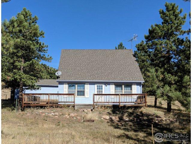 70 Mount Tileston Ct, Livermore, CO 80536 (MLS #868008) :: Kittle Real Estate