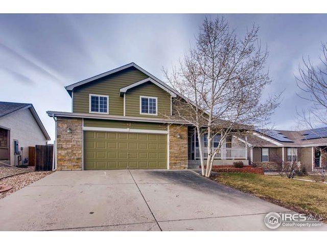 342 River Rock Dr, Johnstown, CO 80534 (MLS #868020) :: Kittle Real Estate
