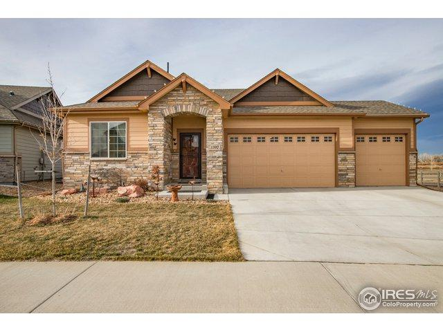 3397 Oberon Dr, Loveland, CO 80537 (MLS #868025) :: Tracy's Team