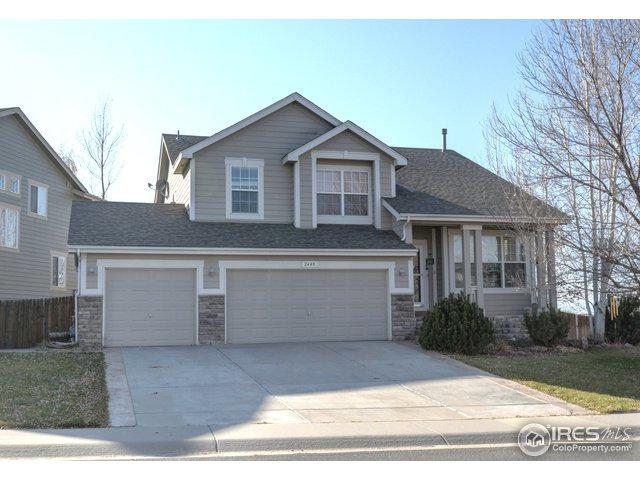 2448 Rouen Ln, Johnstown, CO 80534 (MLS #868033) :: Kittle Real Estate