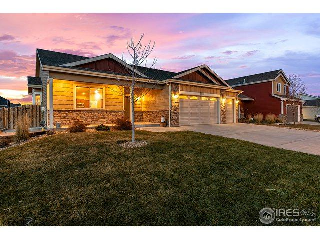 4144 Woodlake Ln, Wellington, CO 80549 (MLS #868044) :: The Lamperes Team