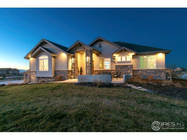 6802 Wildshore Dr, Timnath, CO 80547 (MLS #868056) :: The Lamperes Team