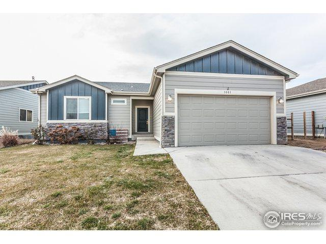 1001 Village Dr, Milliken, CO 80543 (MLS #868069) :: The Daniels Group at Remax Alliance