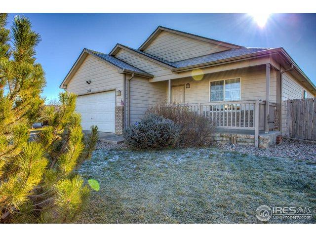 2414 Haven Ct, Evans, CO 80620 (MLS #868081) :: Tracy's Team
