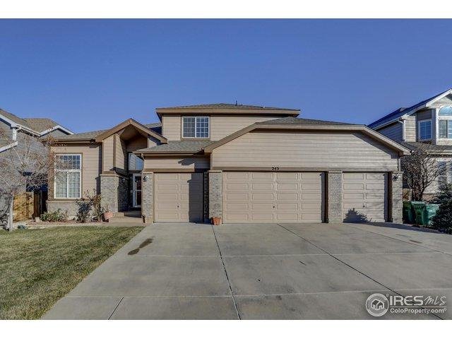 243 Wyss St, Johnstown, CO 80534 (MLS #868090) :: Bliss Realty Group