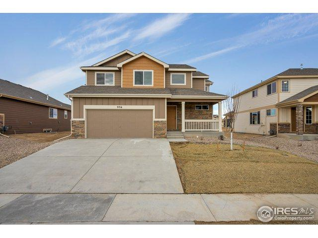 1067 Mt. Oxford Ave, Severance, CO 80550 (MLS #868099) :: Kittle Real Estate