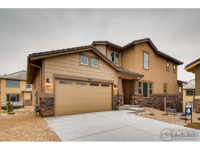 1414 Skyline Dr, Erie, CO 80516 (MLS #868114) :: Kittle Real Estate