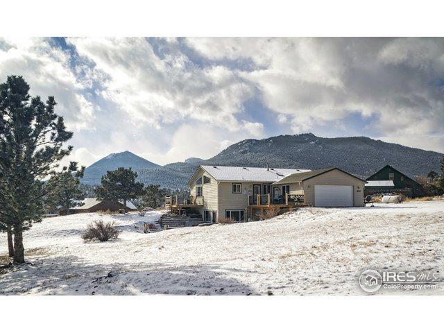 1820 Ranch Cir, Estes Park, CO 80517 (MLS #868115) :: Bliss Realty Group