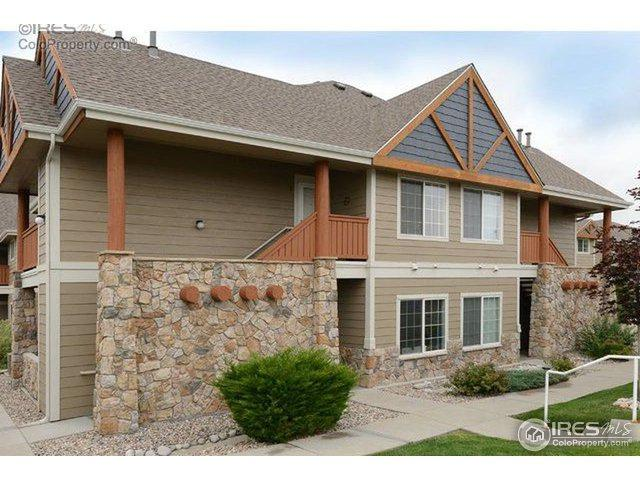 124 Beacon Way A, Windsor, CO 80550 (MLS #868133) :: Kittle Real Estate