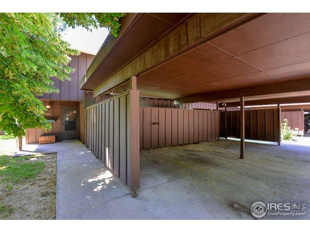 809 E Drake Rd #104, Fort Collins, CO 80525 (MLS #868139) :: The Daniels Group at Remax Alliance