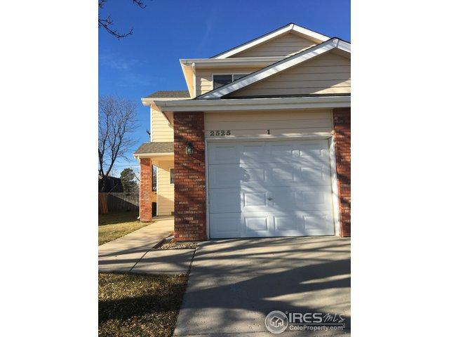 2525 49th Ave #1, Greeley, CO 80634 (MLS #868145) :: Bliss Realty Group