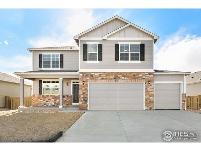 415 Harrow St, Severance, CO 80550 (MLS #868155) :: The Daniels Group at Remax Alliance