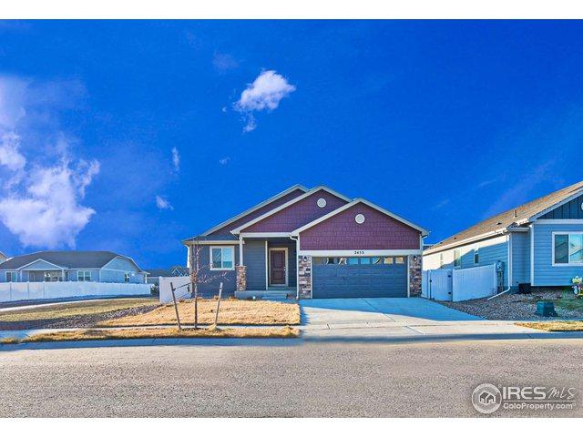 2453 Tabor St, Berthoud, CO 80513 (MLS #868182) :: The Daniels Group at Remax Alliance
