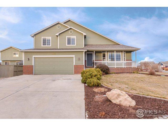 3340 Wigwam Way, Wellington, CO 80549 (MLS #868224) :: The Daniels Group at Remax Alliance
