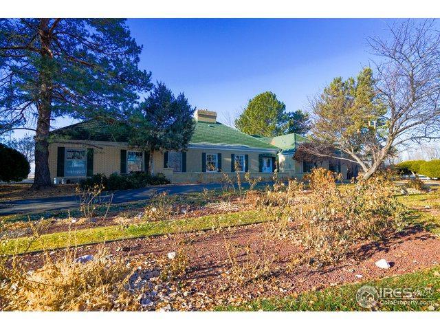 7233 County Road 72, Windsor, CO 80550 (MLS #868242) :: Kittle Real Estate
