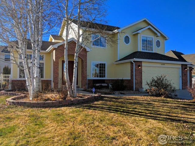 649 52nd Ave, Greeley, CO 80634 (MLS #868247) :: Downtown Real Estate Partners