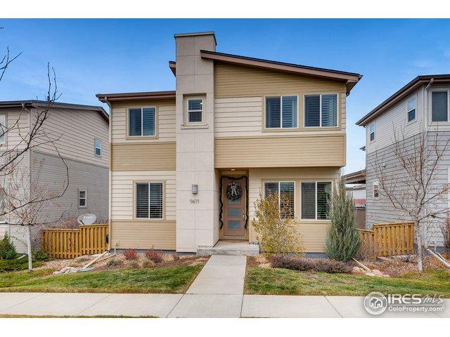 9671 Dunning Cir, Highlands Ranch, CO 80126 (#868256) :: The Griffith Home Team