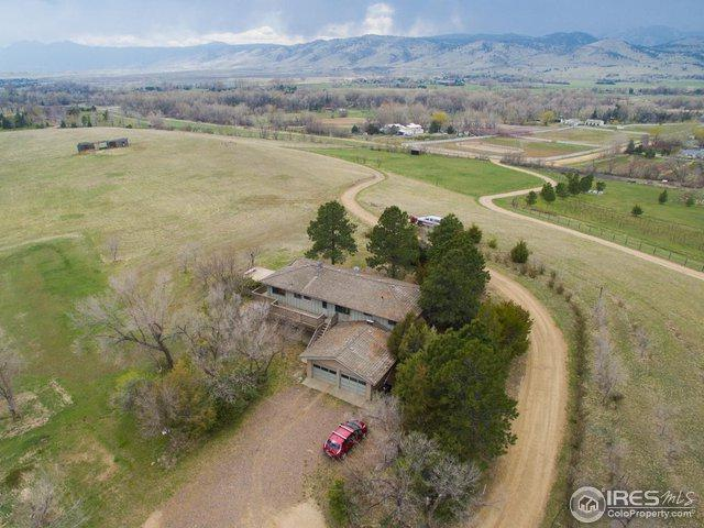 8171 N 41st St, Longmont, CO 80503 (MLS #868282) :: The Daniels Group at Remax Alliance