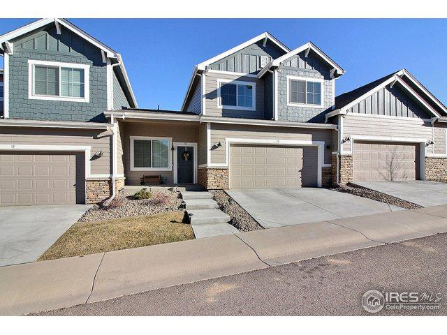 6024 W 1st St #20, Greeley, CO 80634 (MLS #868284) :: Downtown Real Estate Partners