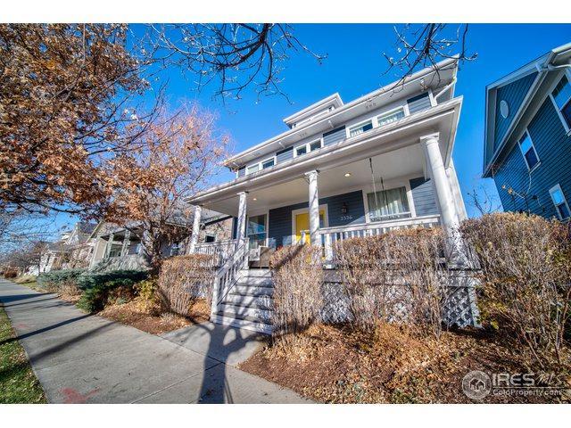 2526 Xanthia St, Denver, CO 80238 (MLS #868288) :: Downtown Real Estate Partners