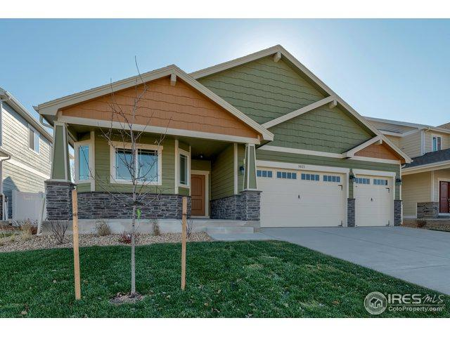 1021 Canal Dr, Windsor, CO 80550 (MLS #868318) :: The Lamperes Team