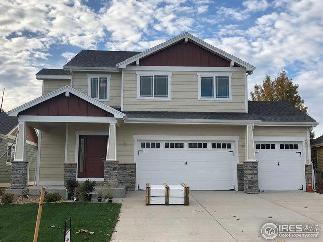 1027 Canal Dr, Windsor, CO 80550 (MLS #868322) :: The Lamperes Team