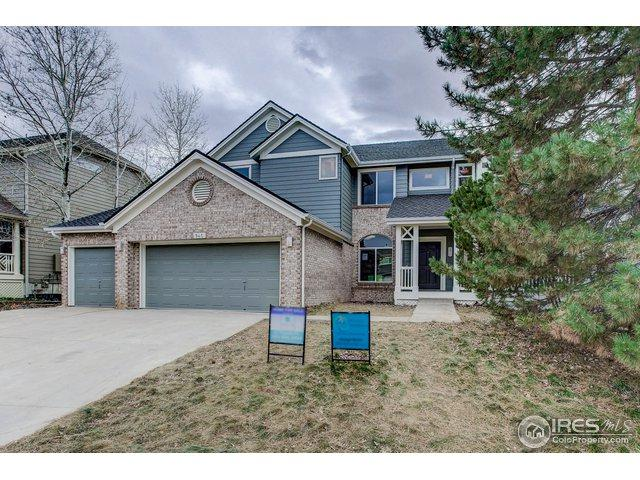 945 Saint Andrews Ln, Louisville, CO 80027 (MLS #868338) :: 8z Real Estate