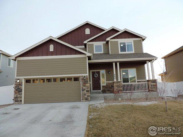442 Tahoe Dr, Loveland, CO 80538 (MLS #868340) :: The Daniels Group at Remax Alliance