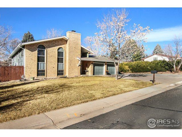 1081 Dexter St, Broomfield, CO 80020 (MLS #868341) :: The Lamperes Team