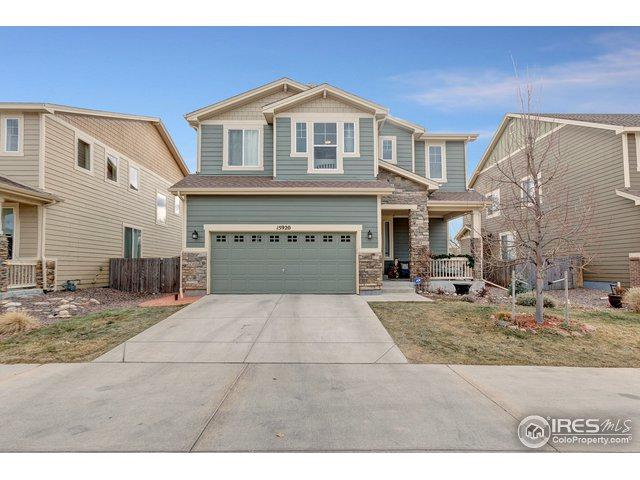 15920 W 62nd Dr, Arvada, CO 80403 (MLS #868348) :: The Lamperes Team