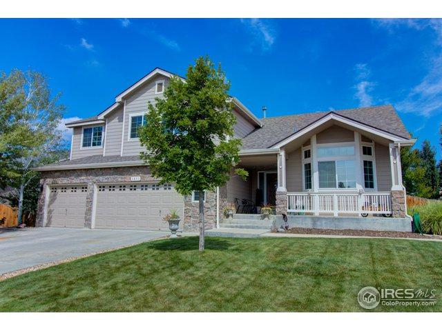 1851 Parkdale Cir, Erie, CO 80516 (MLS #868352) :: The Lamperes Team