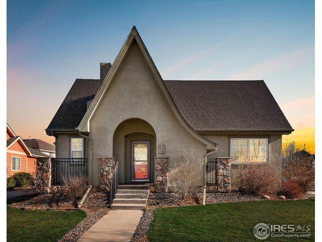 1322 Carriage Dr, Longmont, CO 80501 (#868356) :: The Griffith Home Team