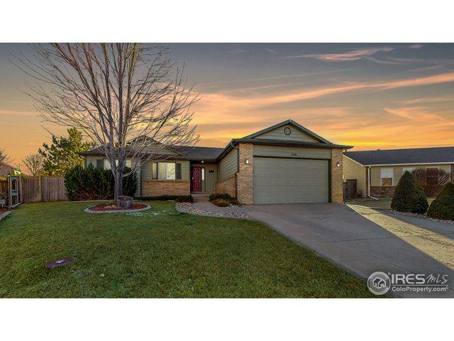 339 Scotch Pine Ct, Severance, CO 80550 (MLS #868358) :: The Lamperes Team