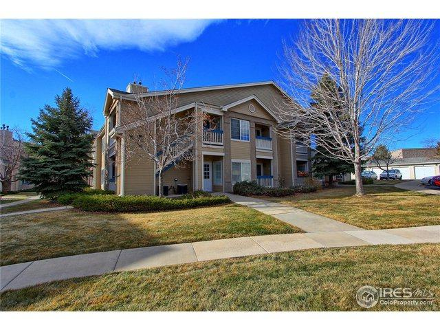 1140 Opal St #103, Broomfield, CO 80020 (MLS #868362) :: The Lamperes Team