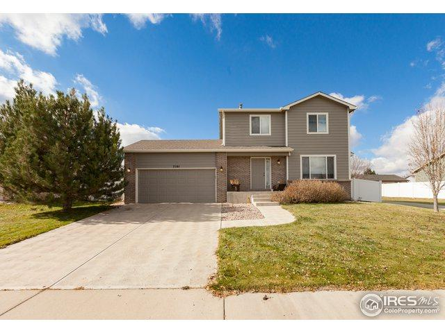 7101 Mount Adams St, Wellington, CO 80549 (MLS #868363) :: The Lamperes Team