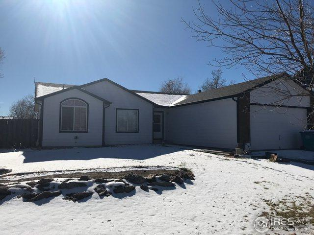 3583 Polk Cir, Wellington, CO 80549 (MLS #868365) :: The Lamperes Team